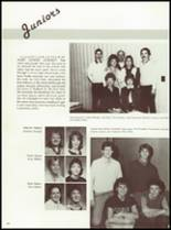 1985 Manchester High School Yearbook Page 108 & 109