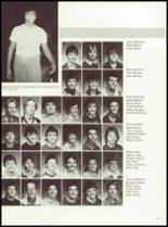1985 Manchester High School Yearbook Page 114 & 115