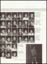 1985 Manchester High School Yearbook Page 122 & 123