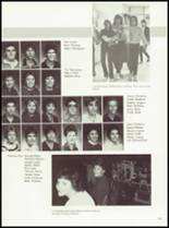1985 Manchester High School Yearbook Page 124 & 125