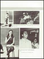1985 Manchester High School Yearbook Page 128 & 129