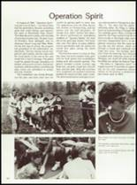 1985 Manchester High School Yearbook Page 134 & 135