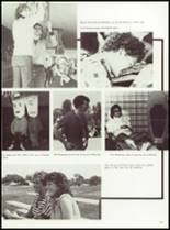 1985 Manchester High School Yearbook Page 136 & 137