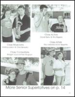 2003 Edwin O. Smith High School Yearbook Page 14 & 15