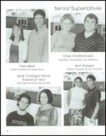 2003 Edwin O. Smith High School Yearbook Page 18 & 19