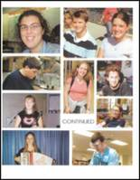 2003 Edwin O. Smith High School Yearbook Page 20 & 21