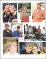 2003 Edwin O. Smith High School Yearbook Page 22 & 23