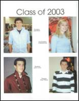 2003 Edwin O. Smith High School Yearbook Page 24 & 25
