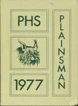 1977 Yearbook Plainfield High School