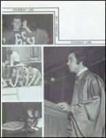 1976 Mexico High School Yearbook Page 22 & 23