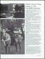 1976 Mexico High School Yearbook Page 54 & 55