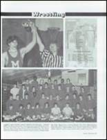 1976 Mexico High School Yearbook Page 108 & 109
