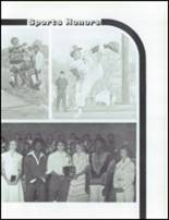 1976 Mexico High School Yearbook Page 128 & 129