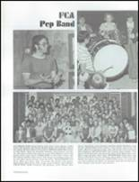 1976 Mexico High School Yearbook Page 156 & 157