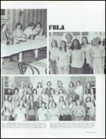 1976 Mexico High School Yearbook Page 158 & 159