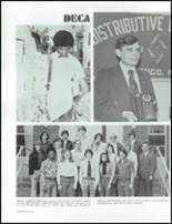 1976 Mexico High School Yearbook Page 160 & 161