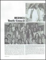 1976 Mexico High School Yearbook Page 164 & 165