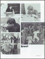 1976 Mexico High School Yearbook Page 166 & 167