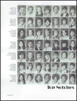 1976 Mexico High School Yearbook Page 186 & 187