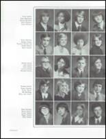 1976 Mexico High School Yearbook Page 222 & 223