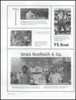 1976 Mexico High School Yearbook Page 262 & 263