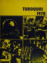 1970 Yearbook Azusa High School