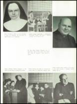 1957 St. Benedict High School Yearbook Page 10 & 11