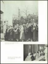 1957 St. Benedict High School Yearbook Page 12 & 13