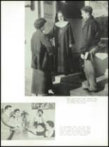 1957 St. Benedict High School Yearbook Page 14 & 15