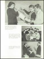 1957 St. Benedict High School Yearbook Page 26 & 27