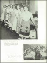 1957 St. Benedict High School Yearbook Page 28 & 29