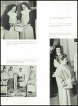 1957 St. Benedict High School Yearbook Page 30 & 31