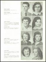 1957 St. Benedict High School Yearbook Page 36 & 37
