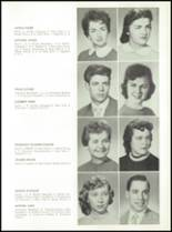 1957 St. Benedict High School Yearbook Page 40 & 41
