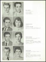 1957 St. Benedict High School Yearbook Page 42 & 43