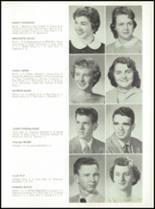 1957 St. Benedict High School Yearbook Page 44 & 45