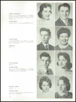 1957 St. Benedict High School Yearbook Page 46 & 47