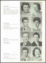 1957 St. Benedict High School Yearbook Page 48 & 49