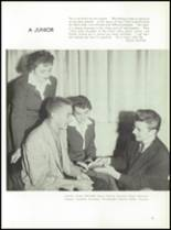 1957 St. Benedict High School Yearbook Page 50 & 51