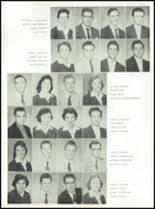 1957 St. Benedict High School Yearbook Page 52 & 53