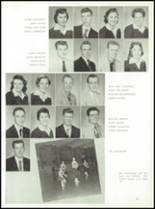 1957 St. Benedict High School Yearbook Page 54 & 55