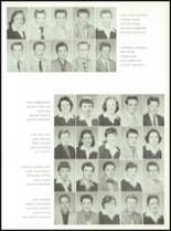 1957 St. Benedict High School Yearbook Page 58 & 59