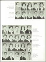 1957 St. Benedict High School Yearbook Page 60 & 61