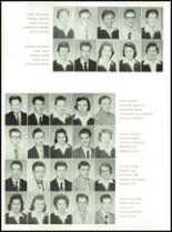 1957 St. Benedict High School Yearbook Page 62 & 63