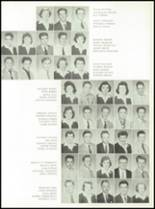 1957 St. Benedict High School Yearbook Page 64 & 65