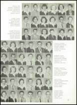 1957 St. Benedict High School Yearbook Page 66 & 67
