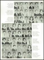 1957 St. Benedict High School Yearbook Page 68 & 69