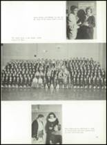 1957 St. Benedict High School Yearbook Page 72 & 73