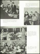 1957 St. Benedict High School Yearbook Page 76 & 77