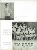 1957 St. Benedict High School Yearbook Page 78 & 79